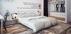 5 ห้องนอนสวยเฉียบสไตล์โมเดิร์นสำหรับไลฟ์สไตล์ที่แตกต่าง