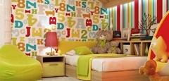 ตกแต่งห้องนอนให้กระตุ้นหัวใจอินเลิฟไปกับสีสันที่สดใส