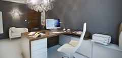 แบบไหนถึงจะเรียกห้องทำงานที่สมบูรณ์แบบ?