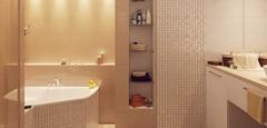 แบบห้องน้ำขนาดเล็กสามารถตกแต่งให้สวยและน่ารักไม่ซ้ำใครได้ด้วยตัวเอง