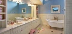 30 ห้องน้ำเอาใจวัยซนสำหรับเด็กๆ สุดแสนน่ารัก