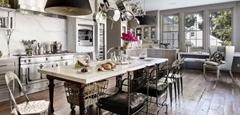 การออกแบบห้องครัวที่ทันสมัยตลอดกาล