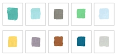10 สีแต่งบ้านมาแรงรับปี 2014 ใครที่ชอบสีแนว Pastel นุ่มๆ หวานๆ วินเทจนิดนึงคงจะถูกใจกันเลยทีเดียว